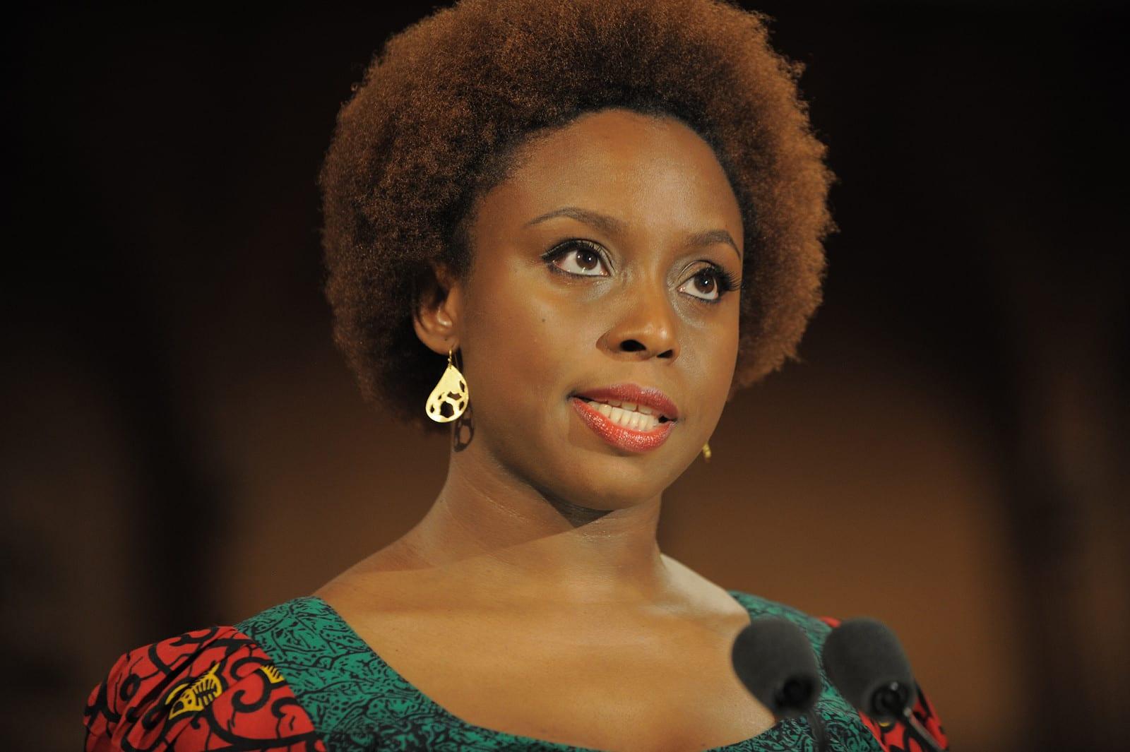 Chimamanda Ngozi Adichie at the 2012 Commonwealth Lecture
