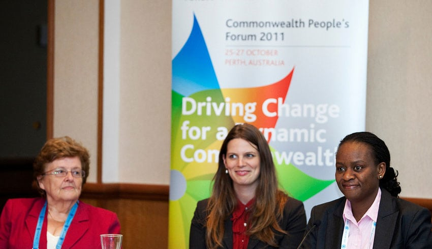 "CPF 2011: Commonwealth should be a ""meaningful vehicle for change"""