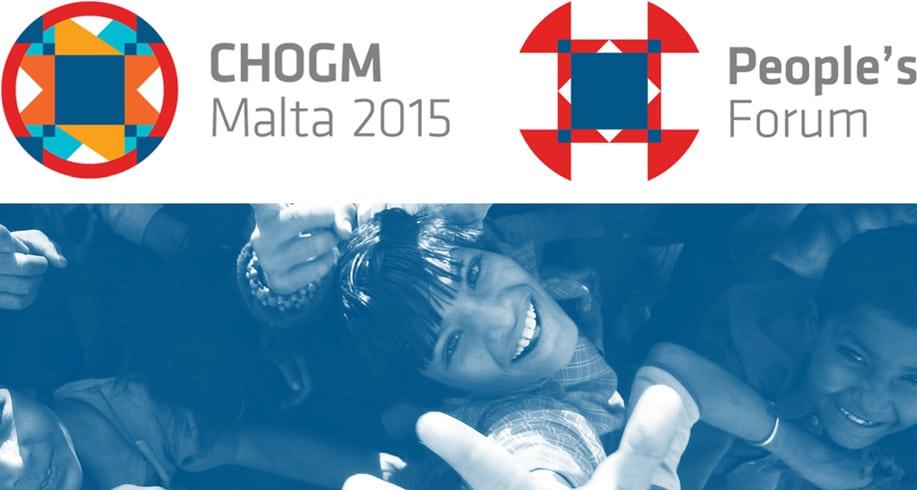 Commonwealth People's Forum chogm malta 2015 CPF