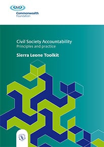 Civil society accountability toolkit - Sierra Leone