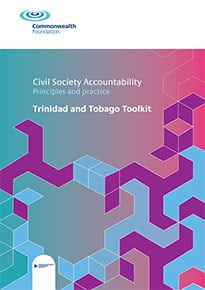 Civil society accountability toolkit - Trinidad and Tobago