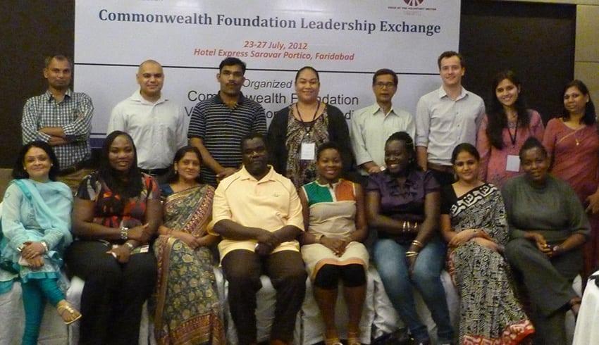 Commonwealth Foundation Leadership Exchange