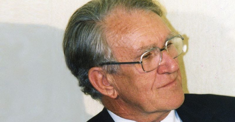 Rt Hon Malcolm Fraser AC, CH, Commonwealth Lecture 1999