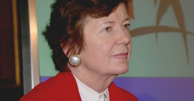 Mrs Mary Robinson, Commonwealth Lecture 2002