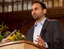 Ricken Patel, Executive Director of Avaaz