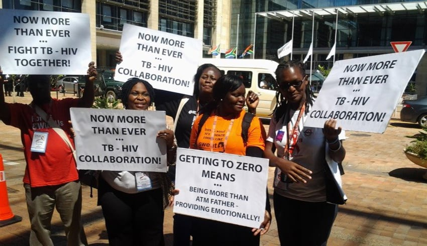 Improving health service delivery for women living with HIV and AIDS in East Africa