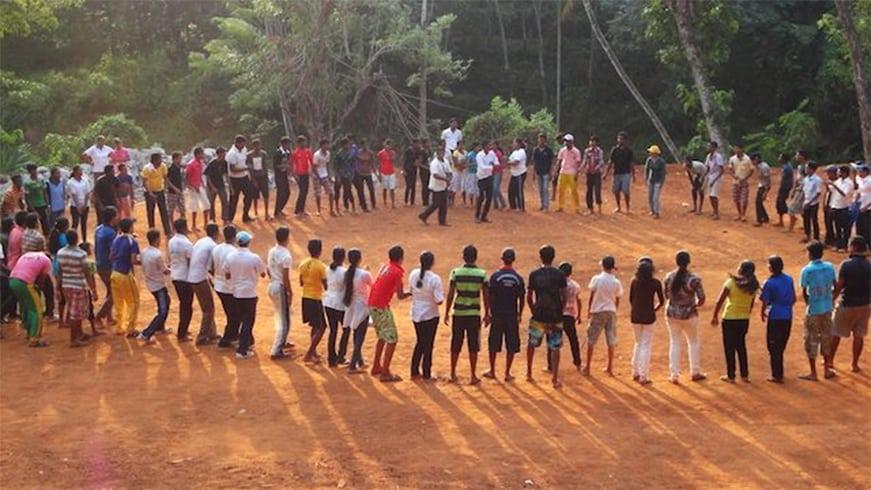 Promoting community-led governance solutions in Sri Lanka