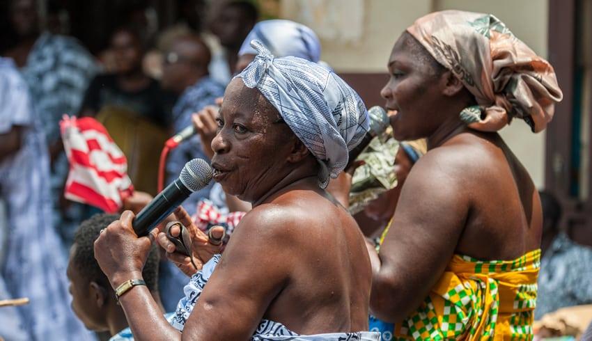 Raising the status of cultural industries in Ghana