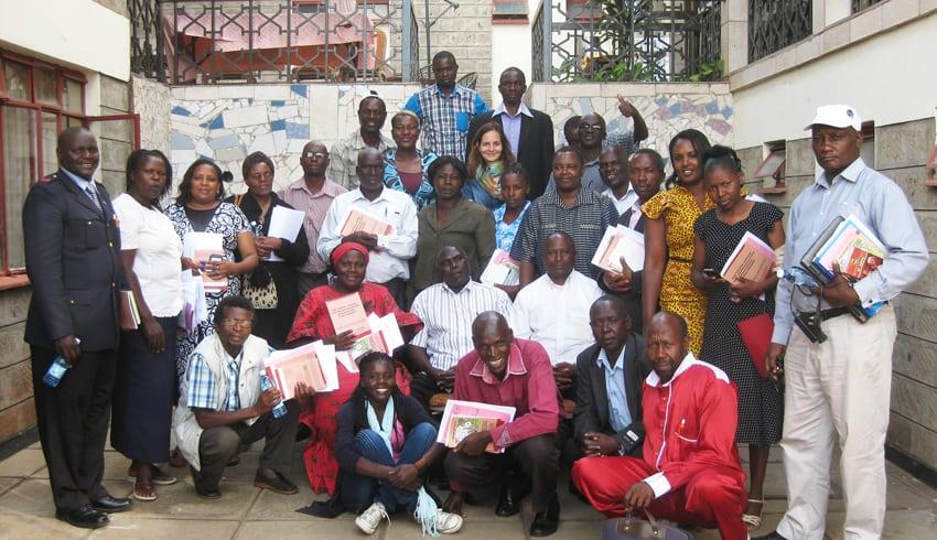 Redress Enhancing national dialogues on justice in Kenya