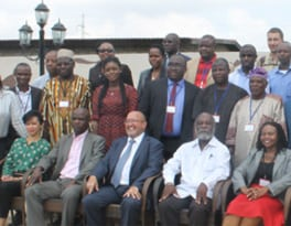 The first Annual West Africa Civil Society Conference Image
