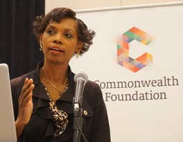Rhonda Blackman 19th Commonwealth Conference of Education Ministers