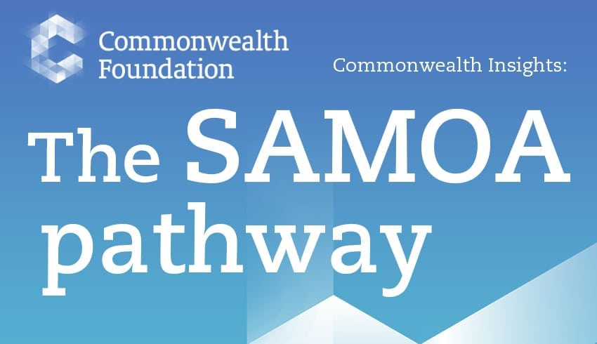 Commonwealth Insights: The SAMOA Pathway