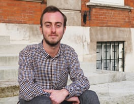 Luca Furio Commonwealth Writers Intern