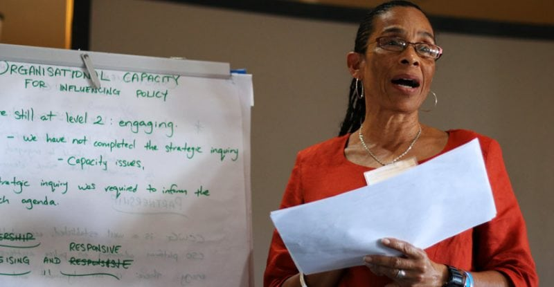 CCWG Preparation is the key to effective advocacy and lobbying