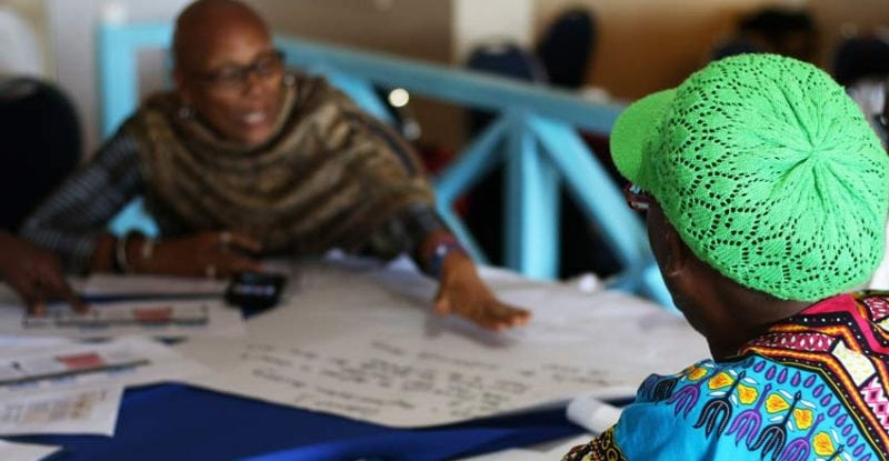 Policy advocacy workshops build civil society capacity in the Caribbean