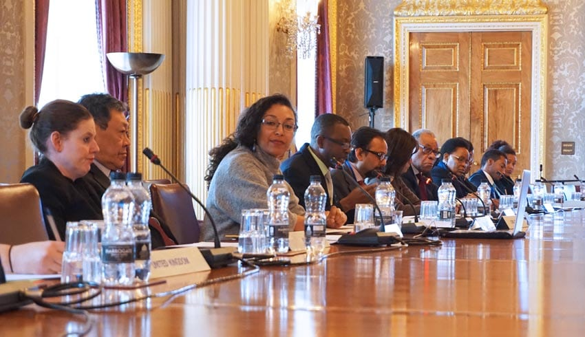 Commonwealth High Commissioners' Roundtable on Education