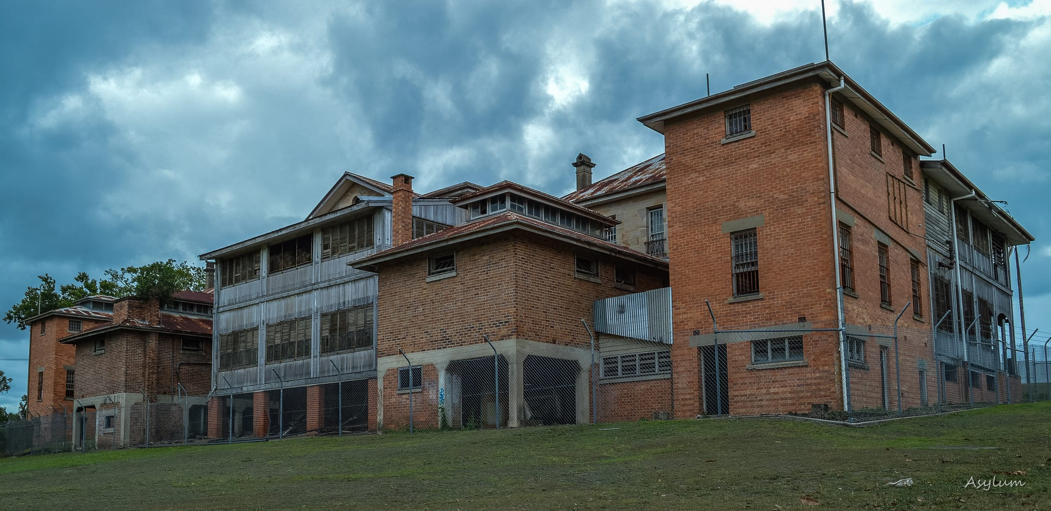 The Insane Asylum Flickr CC darkday