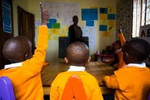 Advocating for the rights of children with disabilities Image