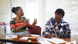 Improving the advocacy landscape for gender equality in East Africa Image