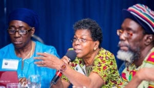 Commonwealth civil society roundtable at the 12th Women's Affairs Ministers Meeting Image